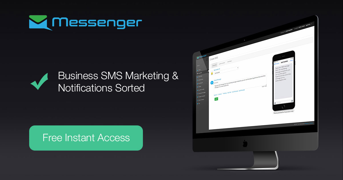 Telstra Online Text Buddy Replacement Option #1 - SMS Messenger